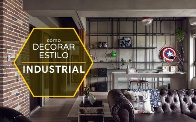 Claves para Decorar con Estilo Industrial