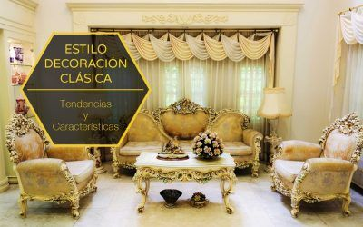 Tendencias en la decoración clásica en Interiores